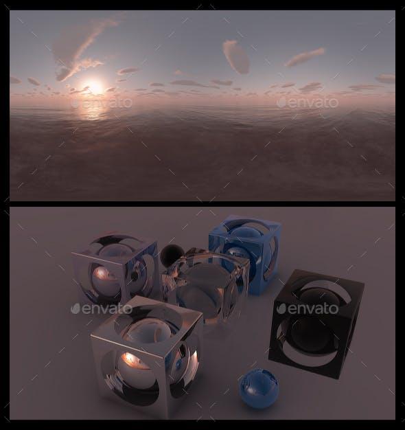 Red Dawn 2 - HDRI - 3DOcean Item for Sale