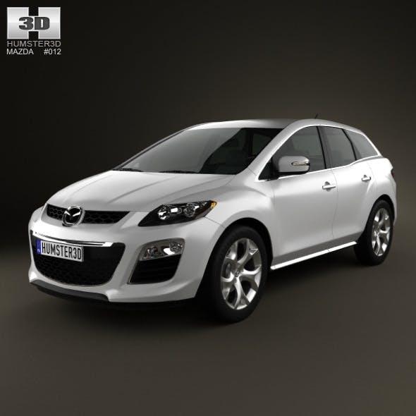 Mazda CX-7 2012 - 3DOcean Item for Sale