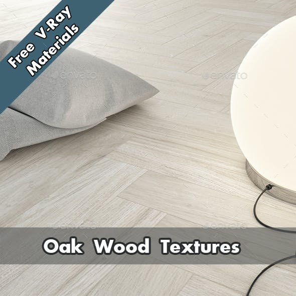Oak Wood Flooring vol.05