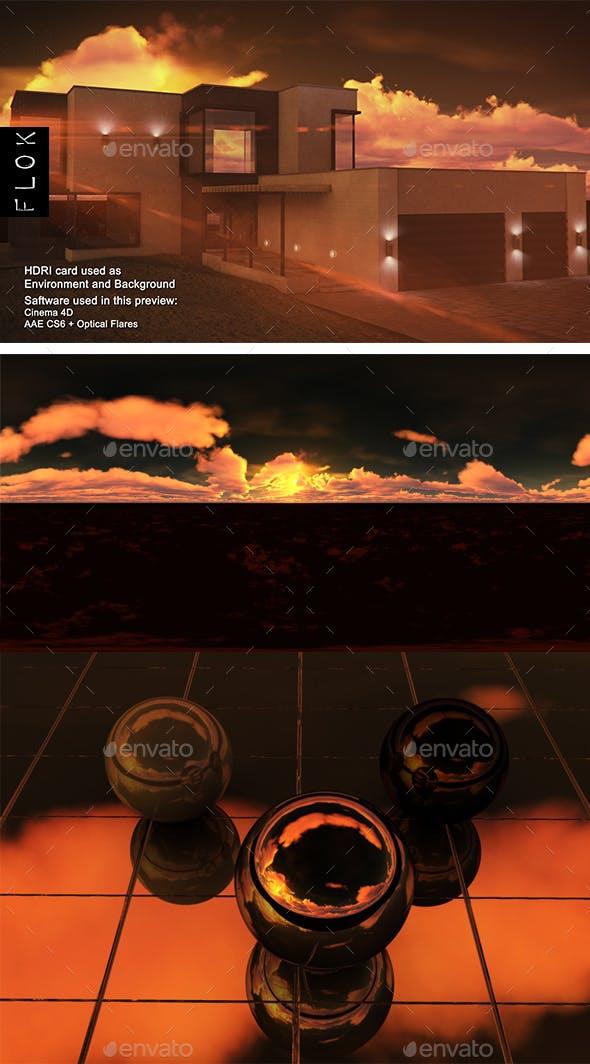Sunset Desert 79 - 3DOcean Item for Sale