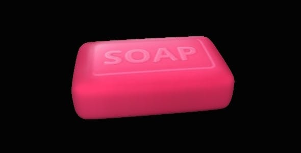 Soap - 3DOcean Item for Sale
