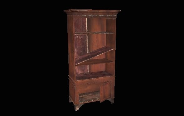 Cupboard 2 - 3DOcean Item for Sale