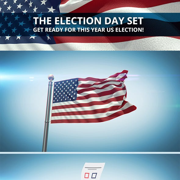 Election Day 2016 Set