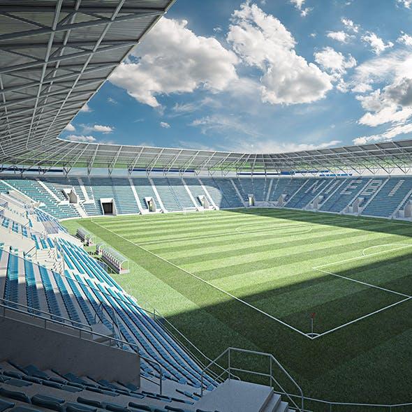 European Soccer Stadium