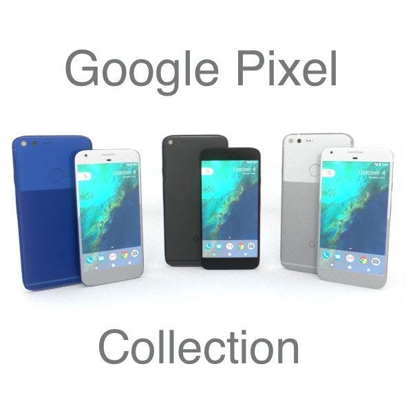 Google Pixel Collection