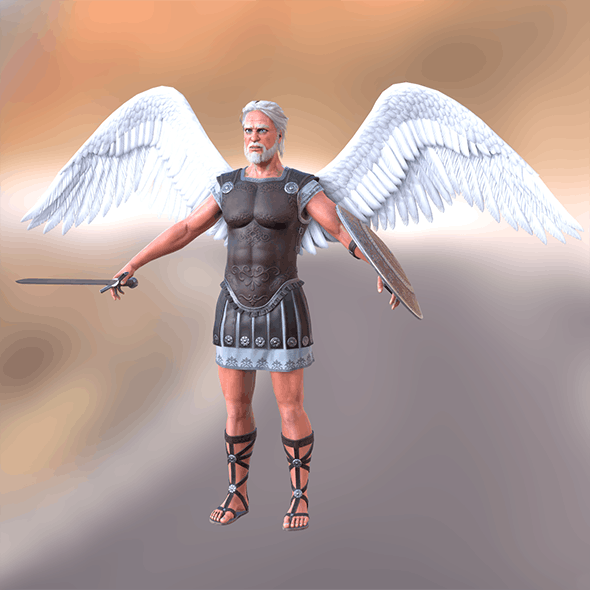 Archangel Old man