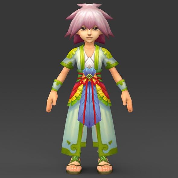 Cartoon Character Muli