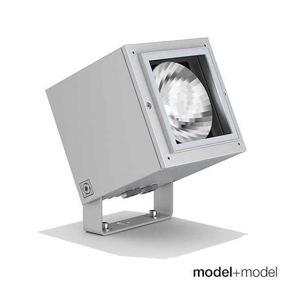 iGuzzini Ipro projector - 3DOcean Item for Sale