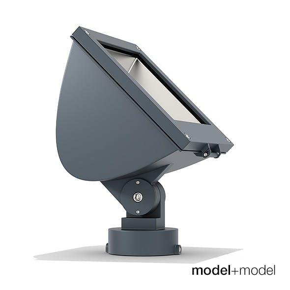 Erco Focalflood projector - 3DOcean Item for Sale