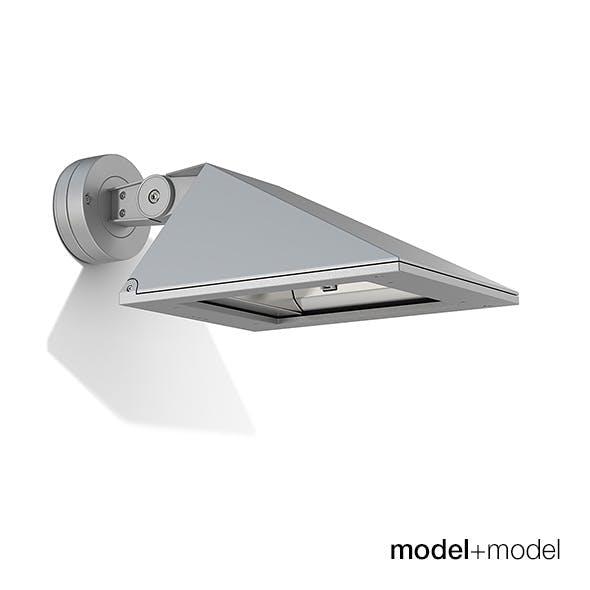 iGuzzini iTeka wall floodlight - 3DOcean Item for Sale