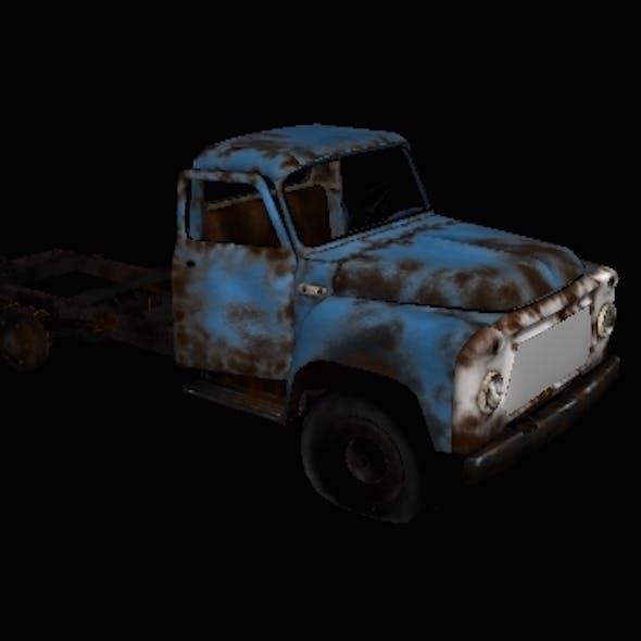 Rusted Car