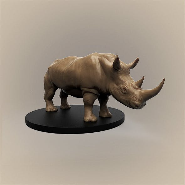 Rhino - 3DOcean Item for Sale