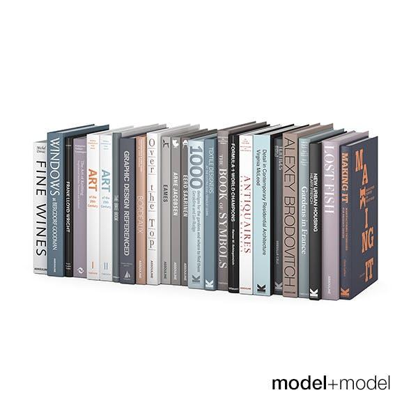 Customizable design books