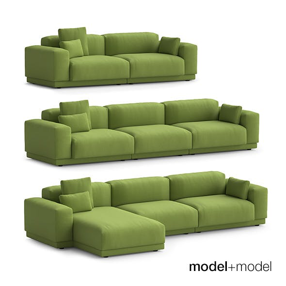 Vitra Place sofas