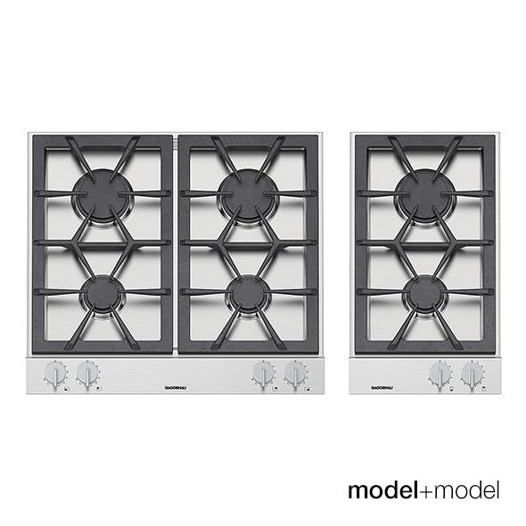 Gaggenau gas cooktops