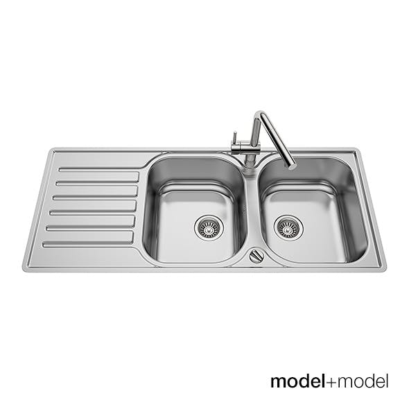 Blanco Lantos kitchen sinks