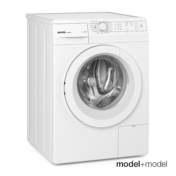 Gorenje washer and dryer