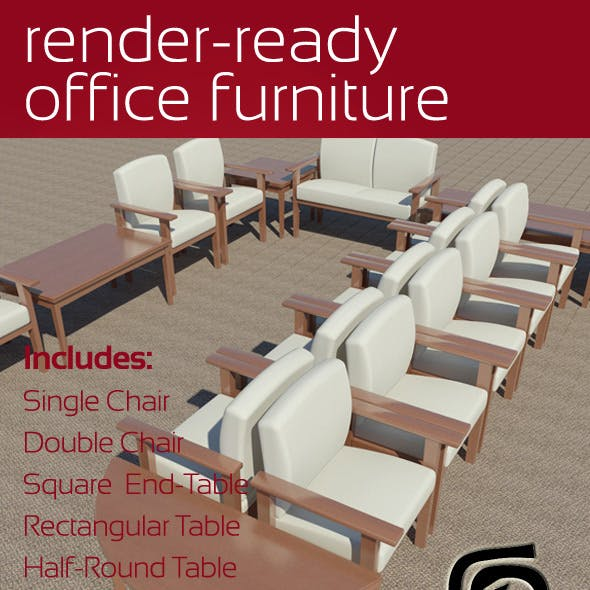 Furniture Collection for Office or Reception