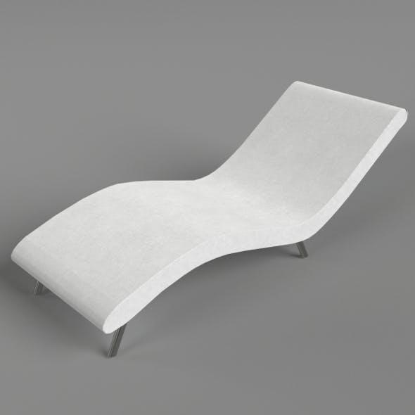 Wave sofa - 3DOcean Item for Sale
