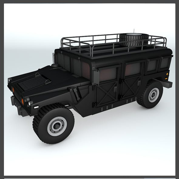 Hummer H1 Wagon