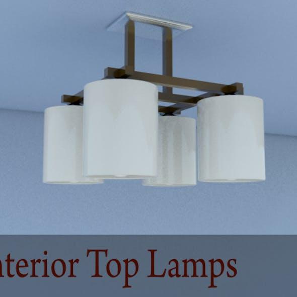 Interior Top Lamps
