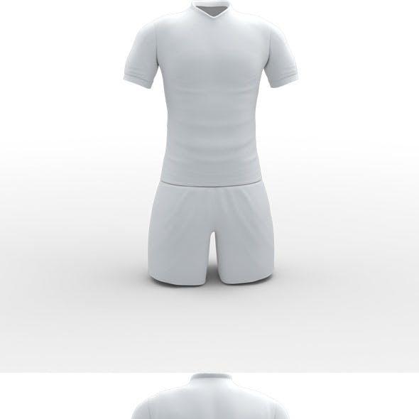 Player Tshirt Model