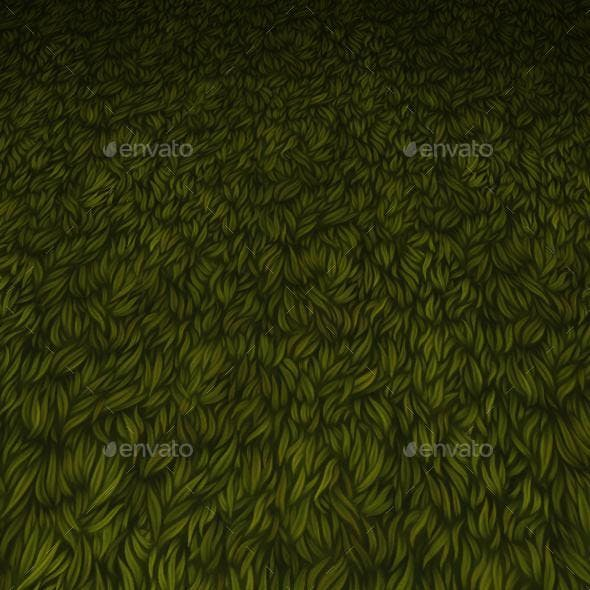 ground grass tile 4