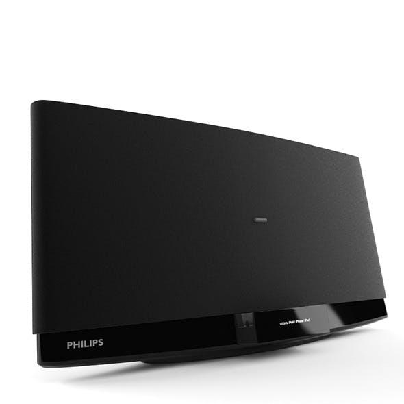 Philips DCM2260-12 DualDock for iPod-iPhone - 3DOcean Item for Sale