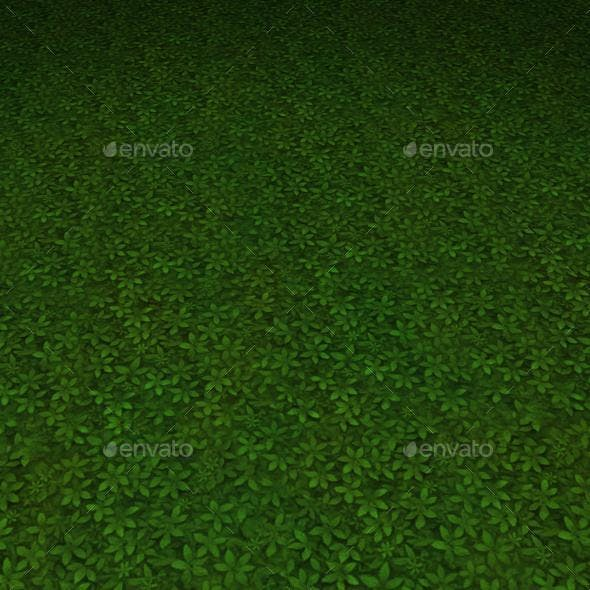 ground grass tile 5