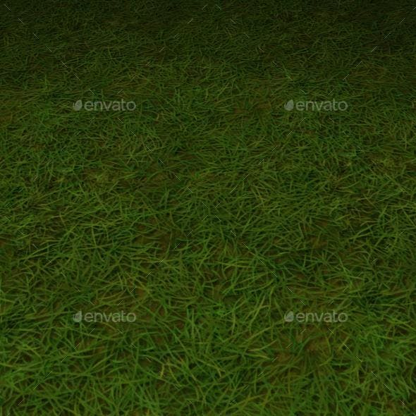 ground grass tile 12