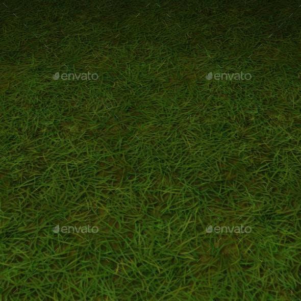 ground grass tile 12
