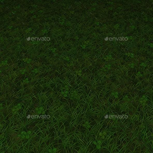 ground grass tile 14