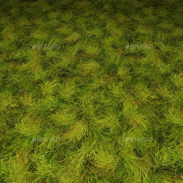 ground grass tile 15