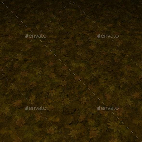 ground grass tile 19