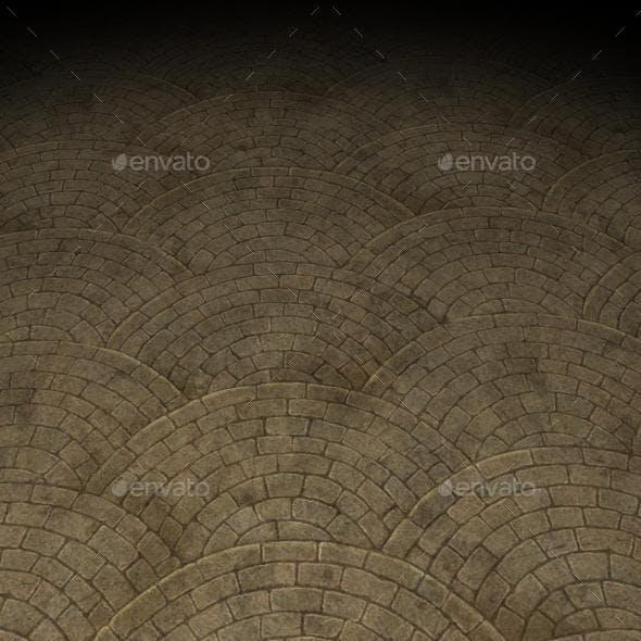 ground stone tile 10