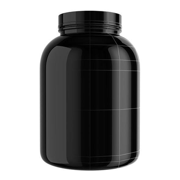 Big Protein Bottle - 3DOcean Item for Sale