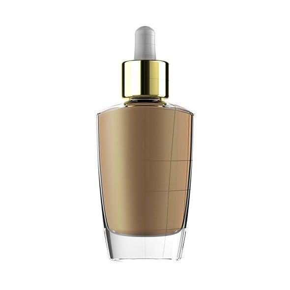 Gold Dropper Bottle - 3DOcean Item for Sale
