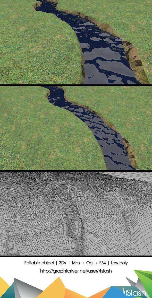 3d terrain - 3DOcean Item for Sale