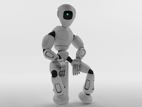 3D Model Robot RM100 - 3DOcean Item for Sale