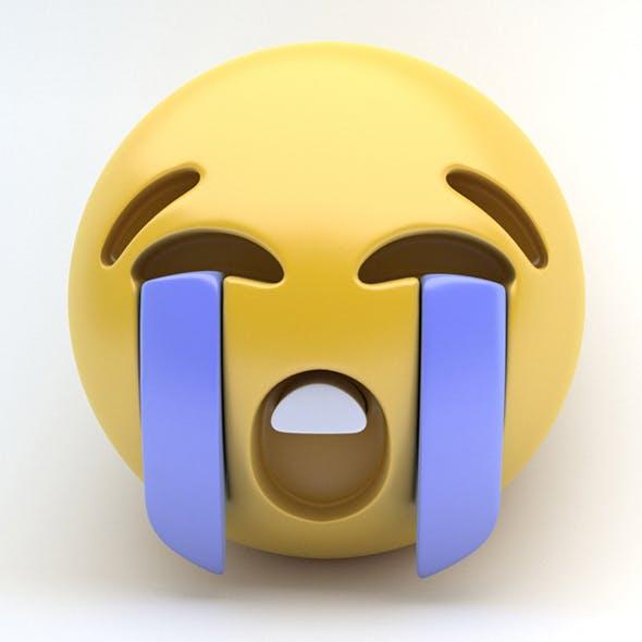 EMOJI Bawling