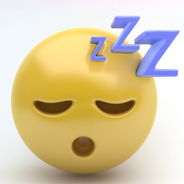 EMOJI sleep