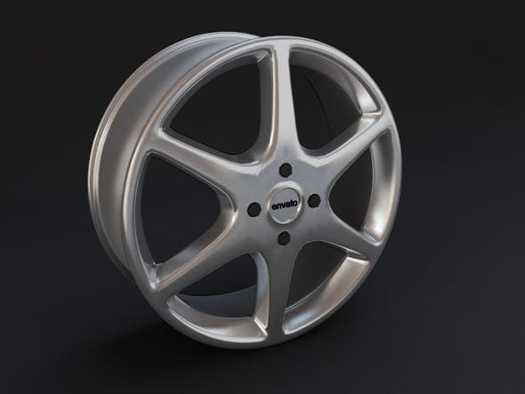 Wheel - 3DOcean Item for Sale