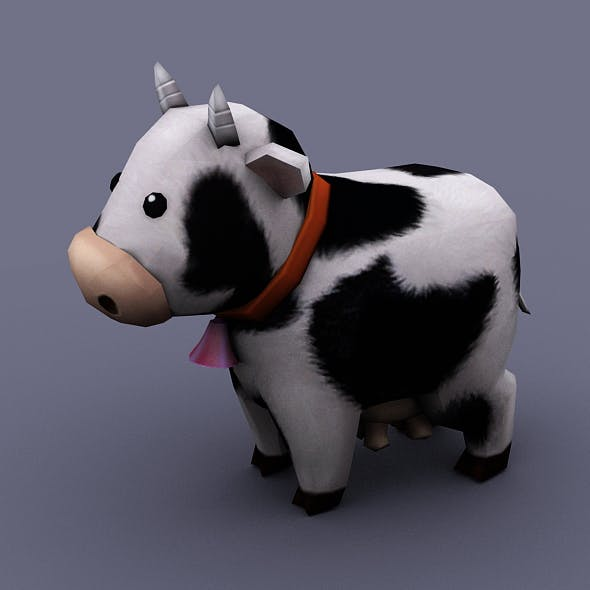 funny cow black