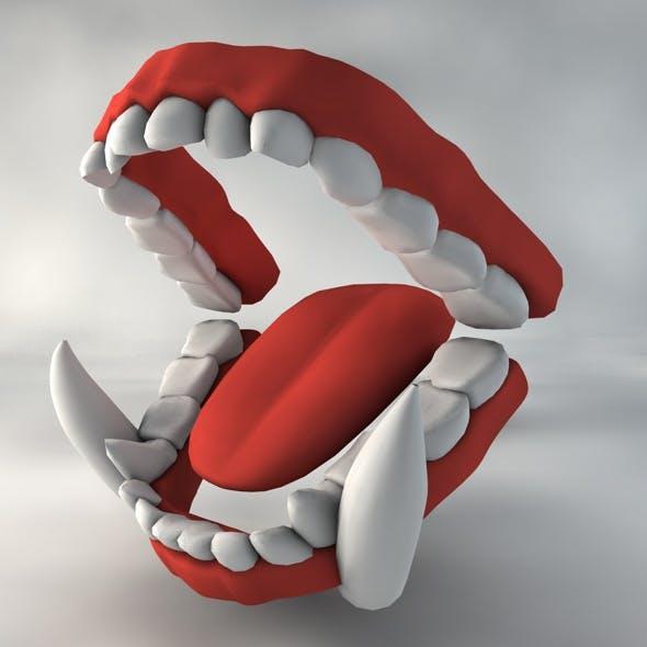 Teeth & Gums - Monster Adult