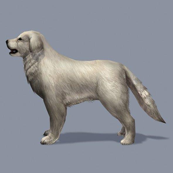 Big Dog - 3DOcean Item for Sale