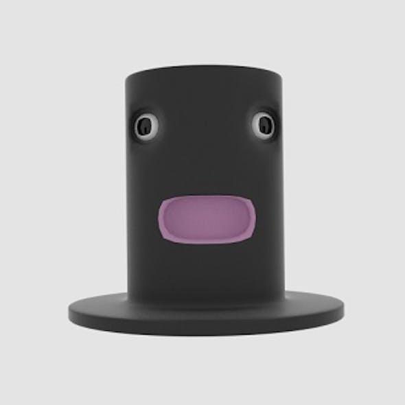Cartoon Top Hat