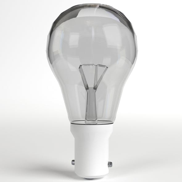 Incandescent Light Bulb Lamp