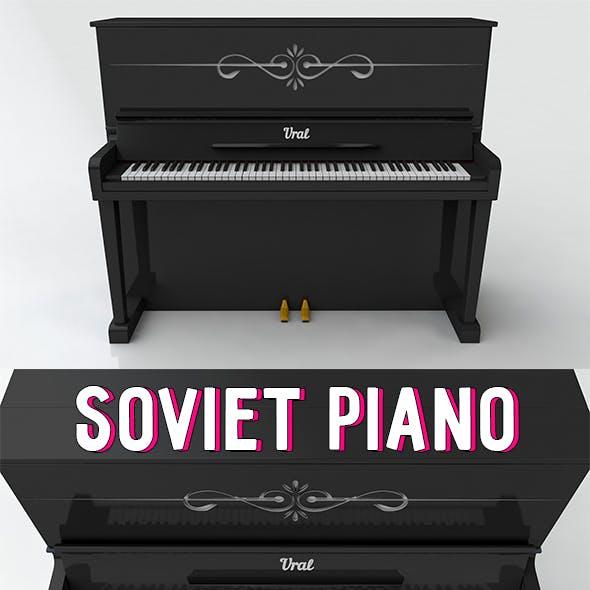 Soviet piano