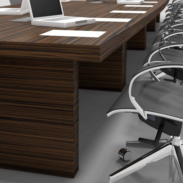 Meeting Table and Chair