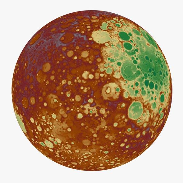 Mars - 3DOcean Item for Sale